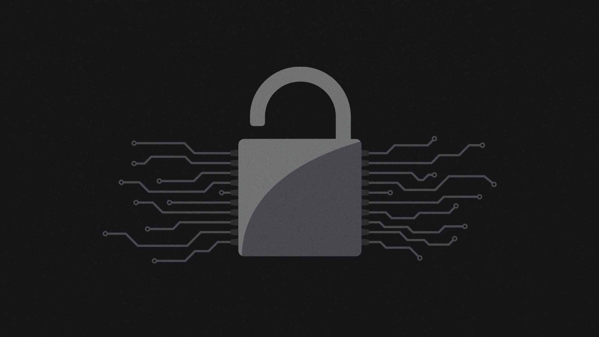 A padlock on some data to represent the files Colonial Pipeline just unlocked by paying a Bitcoin ransom.