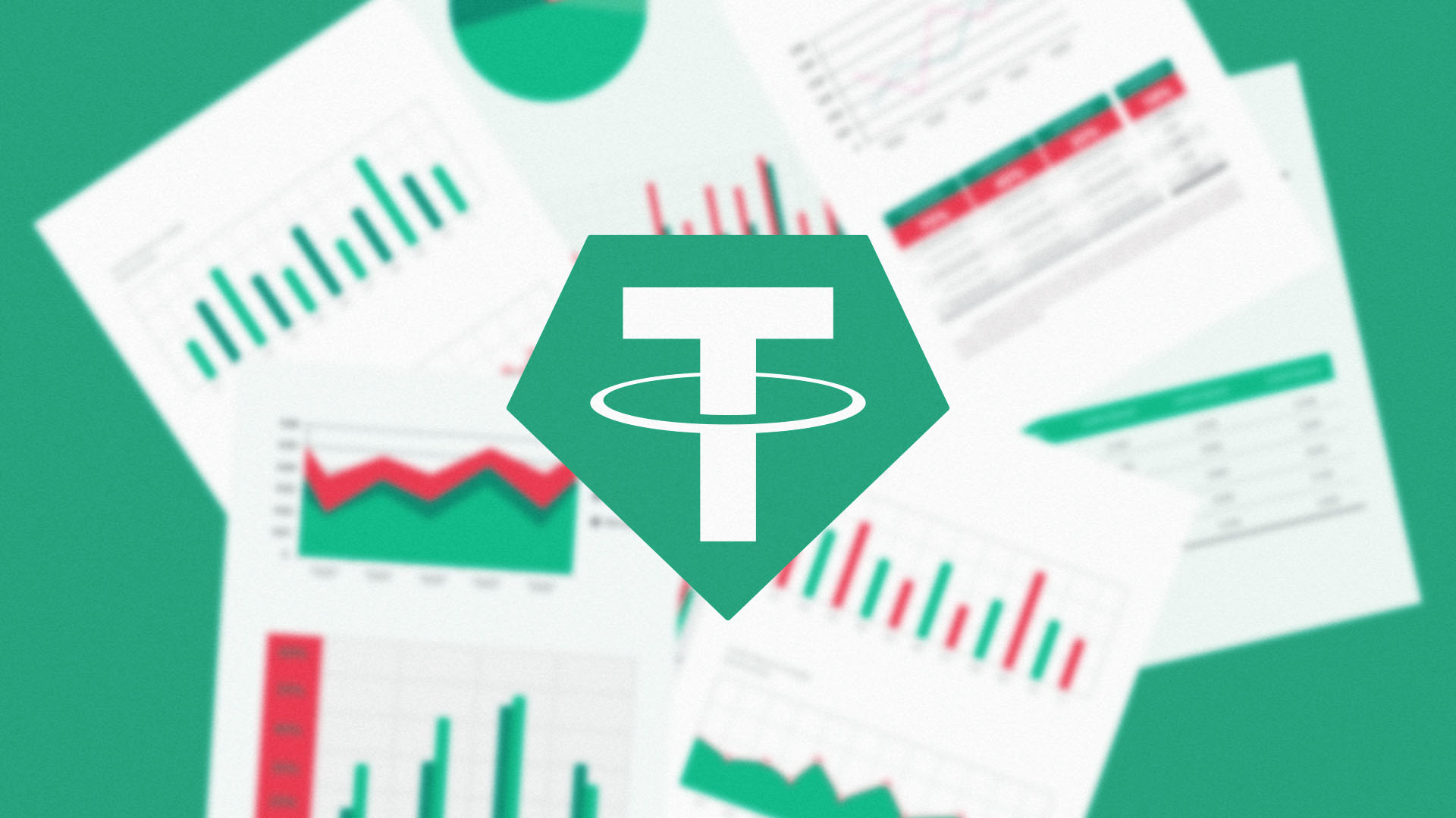 There's loads of papers full of charts representing the documents Tether needs to submit to the NYAG as part of its settlement.