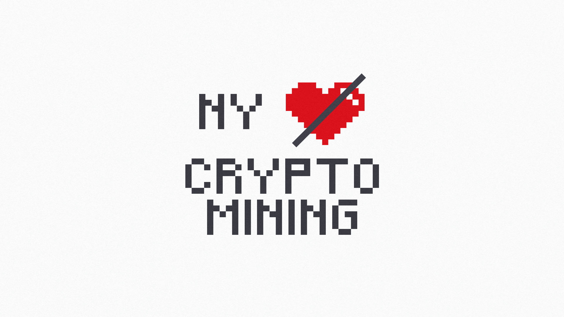 New York does NOT love Bitcoin mining, at least that's what a recent bill sent to the Senate suggests.